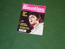 THE BEATLES MONTHLY BOOK DECEMBER 2002  FREE UK MAINLAND POSTAGE