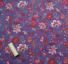 Beautiful Floral 100% Cotton Lawn Fabric * Dressmaking * Craft * 148cm wide *
