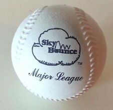 12 Sky Rubber Balls Rubber Sponge baseball With Major League stamp