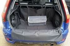 Universal Boot Liner With Bumper Protector Lip & Boot Tidy Tool Storage Bag