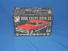 AMT 1966 Chevy Nova SS 1:25 Scale Model Kit NEW Year 2000 Special Edition ERTL
