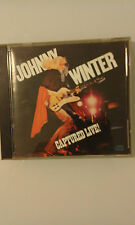 WINTER JOHNNY - CAPTURED LIVE -  CD
