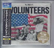 JEFFERSON AIRPLANE Volunteers JAPAN cd SHM jewelcase cd BVCM-34408 sealed NEW