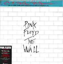 PINK FLOYD-THE WALL-IMPORT 2 LP w/JAPAN OBI Ltd/Ed O75