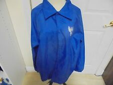 Murina Men's Blue Jacket XXL Game Fighting  COCK ROOSTER Game Foul