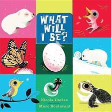 What Will I Be? (Flip the Flap and Find Out)-ExLibrary