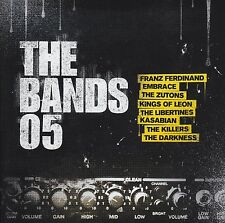 compilation, The Bands 05 Various Artists 2CD ft. Oasis, Depeche Mode, Coldplay