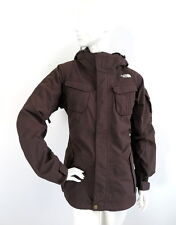 The North Face HyVent Womens Ski Jacket Breathable Hoodie size L
