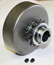 1'' Bore 14T #40/41/420 Heavy Duty Centrifugal Clutch For Mini Bike Go Kart.