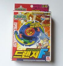 BEYBLADE TOP BLADE DRANZER F A-30 SONOKONG AUTHENTIC KOREA LICENSED VERSION