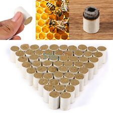 54pcs Bee Hive Chinese Medicinal Herb Smoke Honey Produce Beekeeping Tools NEW