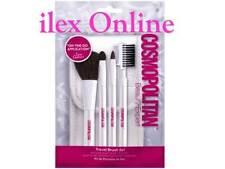Cosmopolitan Beauty Expert 5 PEZZI viaggio Brush Set fard, labbra, sopracciglia, ombretto