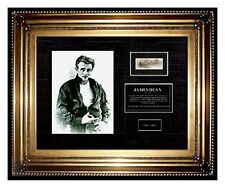 JAMES DEAN Hair Lock autograph photo CHARITY art signed memorabilia HOLLYWOOD TV