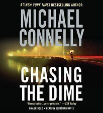 Chasing the Dime by Michael Connelly (2016, CD, Unabridged)
