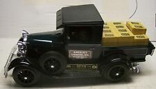 RARE ANGELO'S 1928-1929 FORD MODEL A PICK UP TRUCK DECANTER-books at $200.00