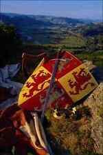 557008 SCUDO SPADA E CORONA DA Owain Glyndwr EXIBIT Galles a4 foto stampa