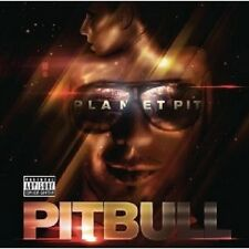 """PITBULL """"PLANET PIT"""" CD DELUXE EDITION NEW+"""