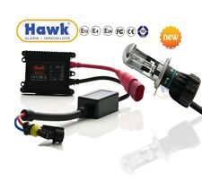 Xenon HID Motorcycle Headlight Conversation Full HI/LO H4 Bulb Kit - 8000k