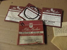 LAMBRETTA 1958 175CC SERIES 1 STD SIZE PISTON RINGS, MILEMASTER.. 11