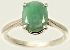18thC Antique 1½ct Colombian Emerald Gem of Ancient Greece Aristotle Plato 400BC