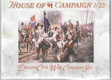 A Call To Arms English Civil War Command Set 1/72 AAF 62 ST