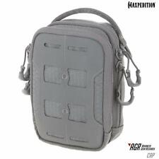 Maxpedition CAP Gray Compact Admin Pouch Tactical Molle Military Organize