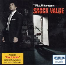 TIMBALAND Presents Shock Value CD