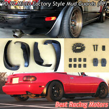 90-97 Miata Mud Flap Guard Kit (PP)