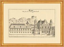 Marburg Maribor Slowenien Drau Vischer Österreich Burgen und Schlösser 248