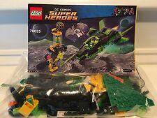 LEGO DC Super Heroes 76025 Green Lantern vs Sinestro SET ONLY - No Minifigs