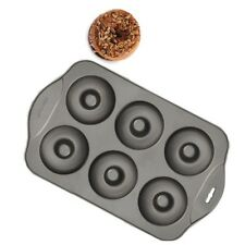 NORPRO NONSTICK MINI DONUT PAN Doughnut Mould 6 Piece NP3982 N