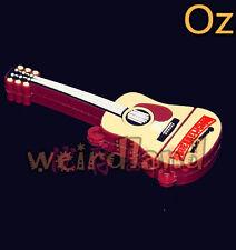 Guitar USB Stick, 8GB 3D Quality USB Flash Drives WeirdLand