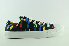 [581] Converse Chucks All Star Ox Marimekko Black Schwarz Gr 37,5 UK 5  140354C