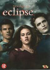 DOUBLE (2) DVD - ECLIPSE ( THE TWILIGHT SAGA ) SPECIAL EDITION R2