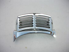 RECHROMED CENTER CENTRE CONSOLE HEATER VENT SUITS HD HR HOLDEN NASCO