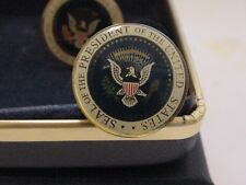 Presidential Ronald Reagan  Cufflinks - color seal