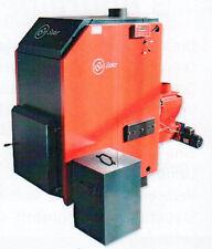 Biomasseheizung-Komplett-Anlage KSM 575-50K 49 kW Kessel Pufferspeicher Laddomat