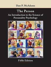 The Person: An Introduction to the Science of Personality Psychology by Dan...