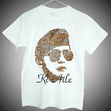 T-shirts of Song Joong Ki korea pop star short sleeve tee white Alie fans gifts