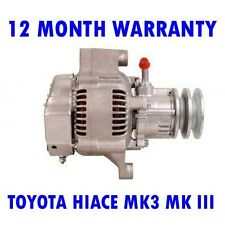 TOYOTA HIACE MK3 MK III 2.4 1989 1990 1991 - 1995 REMANUFACTURED ALTERNATOR