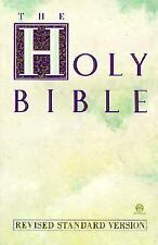 Holy Bible, Revised Standard Version-ExLibrary