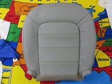 2003-05 FORD Explorer XLT 4.0 L  Driver side Bottom Leather Seat cover (GRAY)