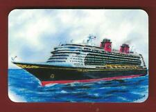 Fridge Magnets ...ms Disney Dream...Cruise ship...Original Art Work