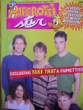 PAPEROTTI n°12 1995 - TAKE THAT  Popeye Pantera Rosa [G.237]
