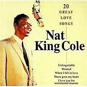 Nat King Cole - 20 Great Love Songs (1998)