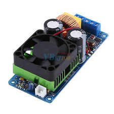 IRS2092S 500W Class D HIFI Single Channel Audio Power Amplifier Board Module FAN