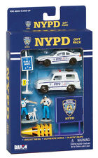 Daron NYPD Police department truck car patrol diecast toy play set D20