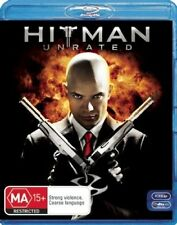 Hitman - Uncut (Blu-ray, 2008) Excellent Like New Condition
