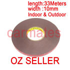 3M Genuine Automotive Acrylic Plus Double Face Sided Tape 10mm 33 Meters for LED