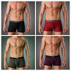 Hot Sale Sexy Man Men's Boxer Briefs Shorts Underwear Pants knickers Soft